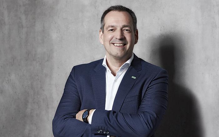 Michael Rolf Promat Geschäftsbereichsleiter